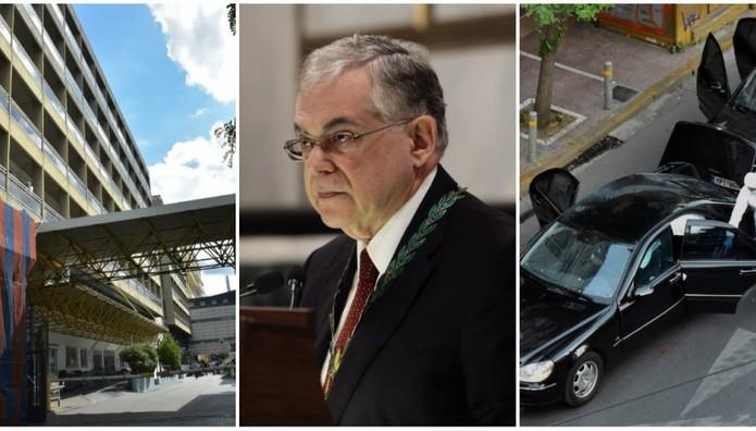 Σε κατάσταση-ΣΟΚ στον Ευαγγελισμό ο Λουκάς Παπαδήμος-24 ημέρες μετά την τρομοκρατική επίθεση δεν θέλει να βγει