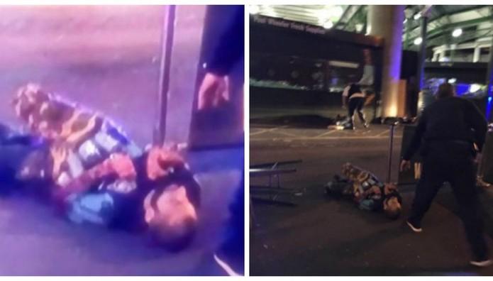 ΔΕΙΤΕ νεκρό τον έναν από τους δράστες των επιθέσεων στο Λονδίνο-ΣΥΓΚΛΟΝΙΖΕΙ η μαρτυρία του ανθρώπου που έβγαλε την ΦΩΤΟ