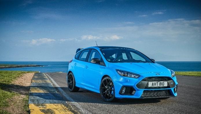 Δείτε το νέο Ford Focus RS Option Pack Edition