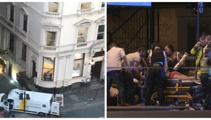 Τα οκτώ λεπτά του τρόμου στο Λονδίνο: «ΑΣΤΑΚΟΣ» ξανά η πόλη-Η επόμενη μέρα