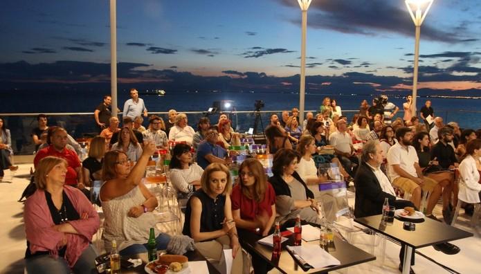 Η ταράτσα του Μεγάρου Μουσικής Θεσσαλονίκης γίνεται… θερινός κινηματογράφος