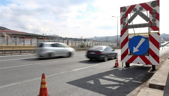 Κυκλοφοριακές ρυθμίσεις στην Κορίνθου - Πατρών!