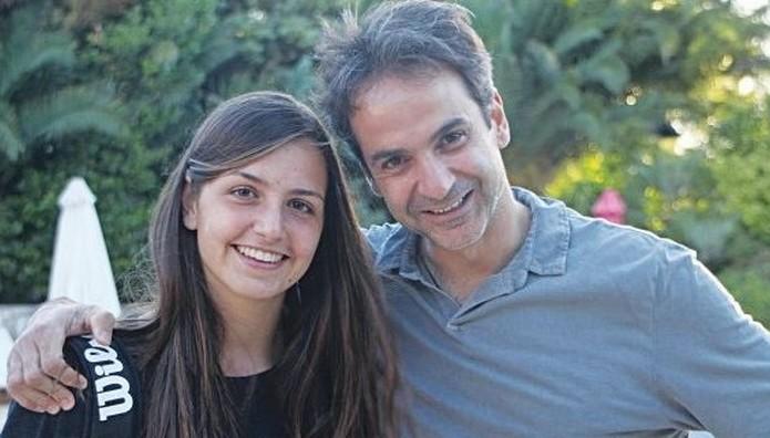 Τα γενέθλια της κόρης του Κυριάκου Μητσοτάκη, Σοφίας- Η ΦΩΤΟ του Προέδρου της ΝΔ στο Instagram