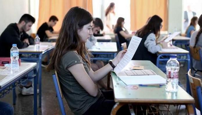 Πανελλήνιες 2017: Ξεκινούν αύριο με Νεοελληνική γλώσσα-ΔΕΙΤΕ ΟΛΟ το πρόγραμμα