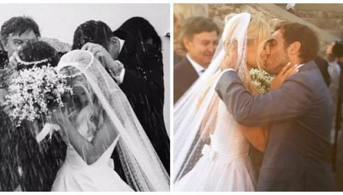 Δούκισσα Νομικού: Νέες λεπτομέρειες για το γάμο της και οι τρυφερές ΦΩΤΟ με το νυφικό που δημοσίευσε η ίδια!