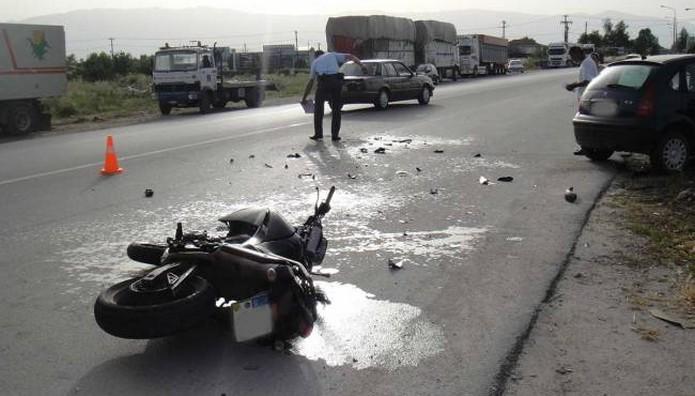 Θεσσαλονίκη: ΤΡΑΓΙΚΟ δυστύχημα-Σκοτώθηκε μοτοσικλετιστής
