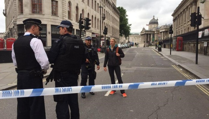 Λονδίνο συναγερμός