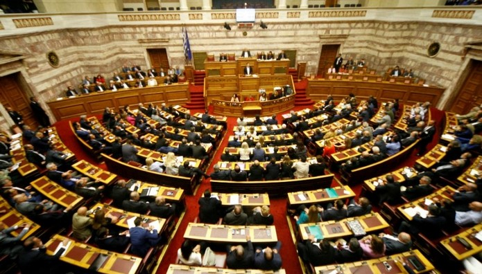 Ονομαστική ψηφοφορία για τις 3 από τις 5 τροπολογίες ζήτησε η ΝΔ στη Βουλή