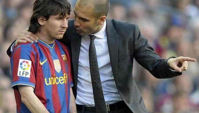 "Guardiola: ""Τέλειος για την premier league ο Mesi"""
