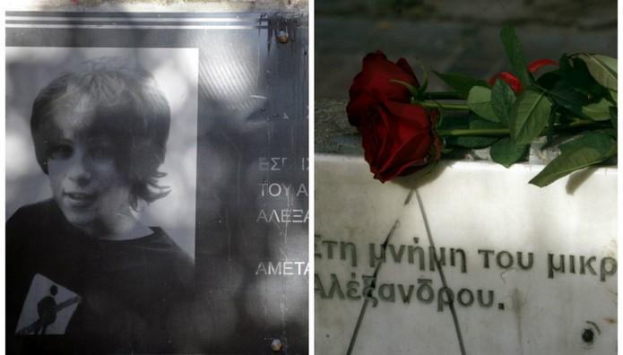 Εννέα χρόνια απ'τη δολοφονία του Αλέξανδρου Γρηγορόπουλου