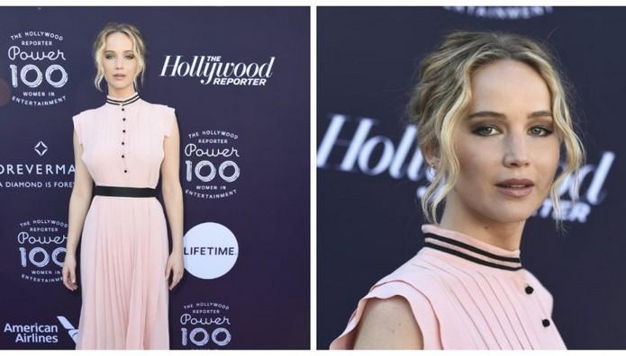 Ένα ξεχωριστό βραβείο για την Jennifer Lawrence  ed8d726abe0