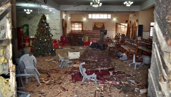 Τουλάχιστον 5 νεκροί από επίθεση σε εκκλησία