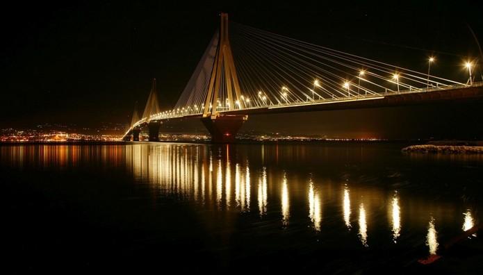 Μπλακ άουτ στη Γέφυρα Ρίου Αντιρρίου