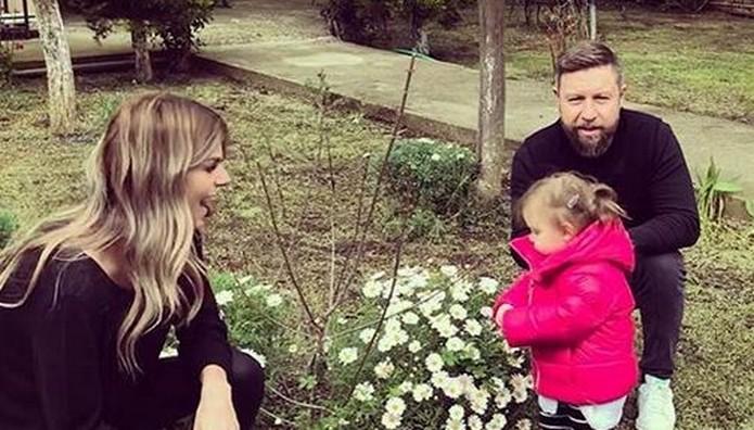 Γιάννης Βαρδής: Η κόρη του του έχει πάρει το μυαλό
