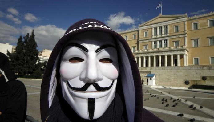 Οι Anonymous «χτύπησαν» τον «μυστικό στρατό» του Ερντογάν