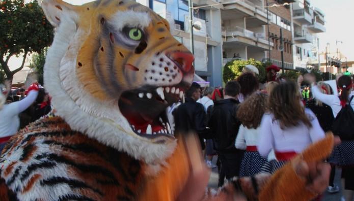Καρναβάλι 2018 στο Δήμο Μοσχάτου