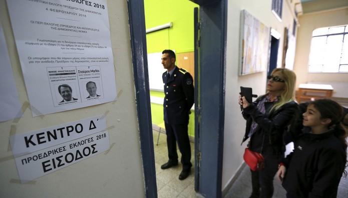 Τα πρώτα exit polls για τις κυπριακές εκλογές