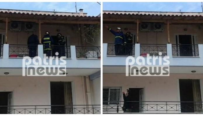 Πύργος: Νεκρός άνδρας από πυρκαγιά στο σπίτι του