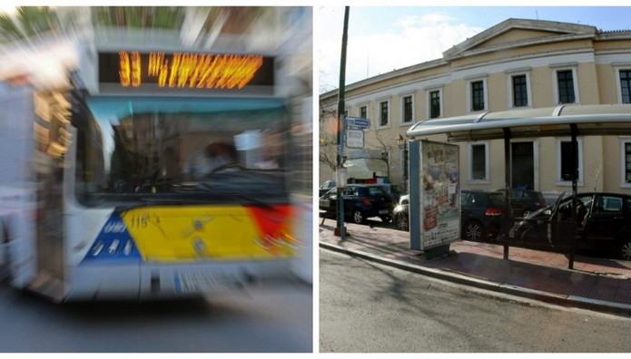 Στάση εργασίας στα λεωφορεία την Τρίτη