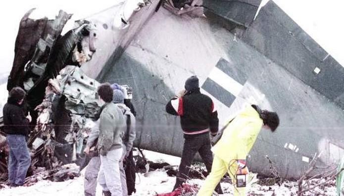 27 χρόνια από τη συντριβή του C – 130 στο Όρος Όθρυς
