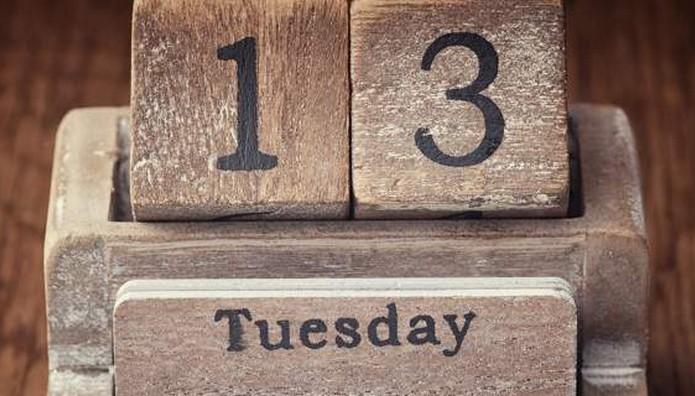 Τρίτη και 13 σήμερα! Ξημέρωσε γρουσούζικη μέρα