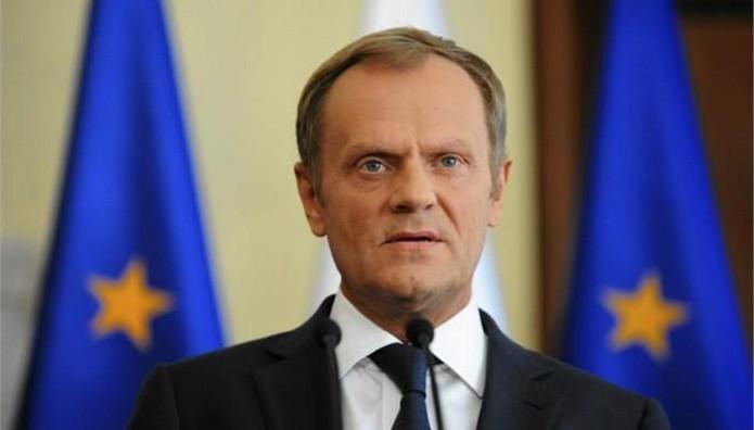 Ο  Τουσκ συμφωνεί για αντίδραση ΕΕ στην Τουρκία