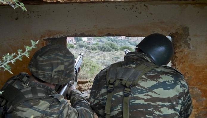 Συνελήφθησαν στελέχη του στρατού από Τούρκους