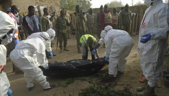 Καμικάζι στην Νιγηρία σκόρπισε τον θάνατο
