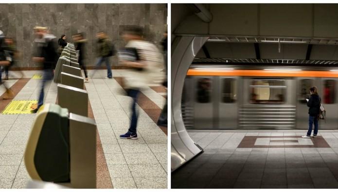 Στοιχεία για μίζες σε βαλίτσες για τα έργα στο Μετρό