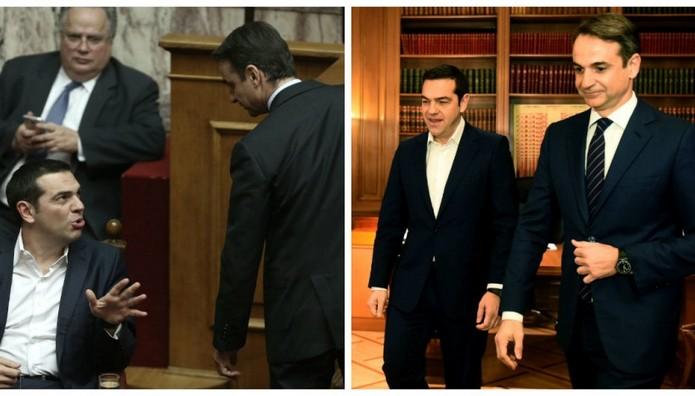 Με 10,2 μονάδες προηγείται η ΝΔ του ΣΥΡΙΖΑ