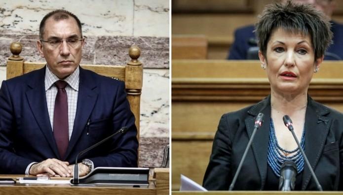 Απίστευτος καβγάς  μεταξύ βουλευτών ΣΥΡΙΖΑ και ΑΝΕΛ