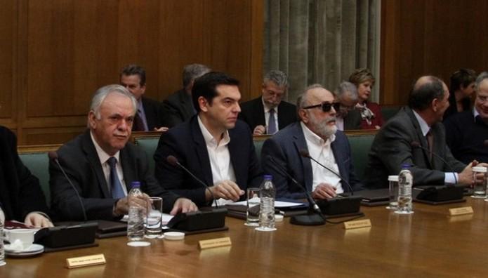Κυβερνητικό συμβούλιο συγκαλεί ο Τσίπρας για συλληφθέντες