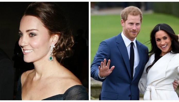 Ποιος ο ρόλος της Kate Middleton στον βασιλικό γάμο;