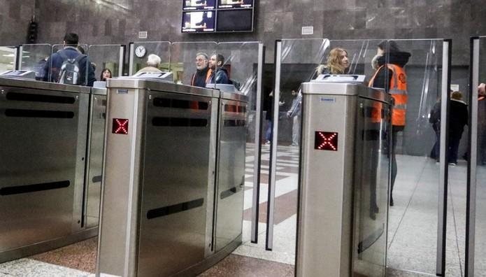 Κλείνουν οριστικά οι μπάρες σε Μετρό και ΗΣΑΠ