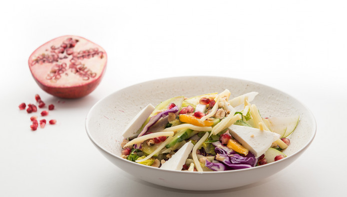 Σαλάτα υγιεινή διατροφή