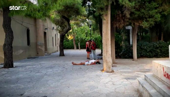 Αποτέλεσμα εικόνας για Ομαδικός βιασμός τοξικομανούς στο Πεδίον του Άρεως