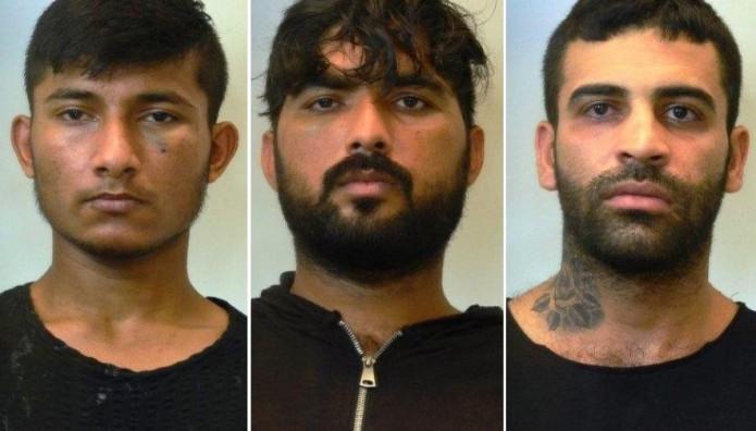 Οι τρεις κατηγορούμενοι για το έγκλημα στου Φιλοπάππου