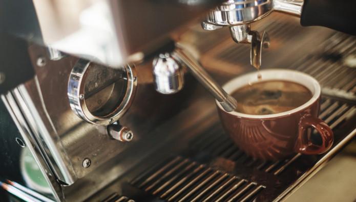 Μηχανή καφέ espresso