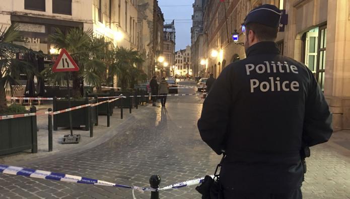 Αστυνομικός Βρυξέλλες