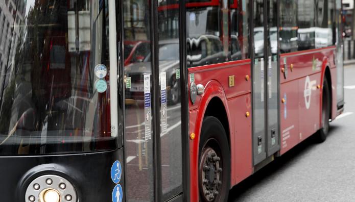 λεωφορεια λονδινο