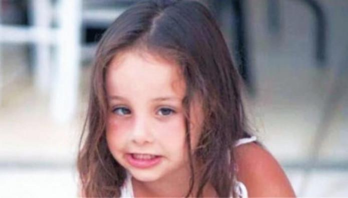 Η μικρή Μελίνα