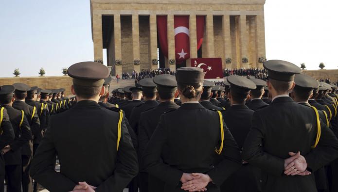 τουρκια συλληψεις