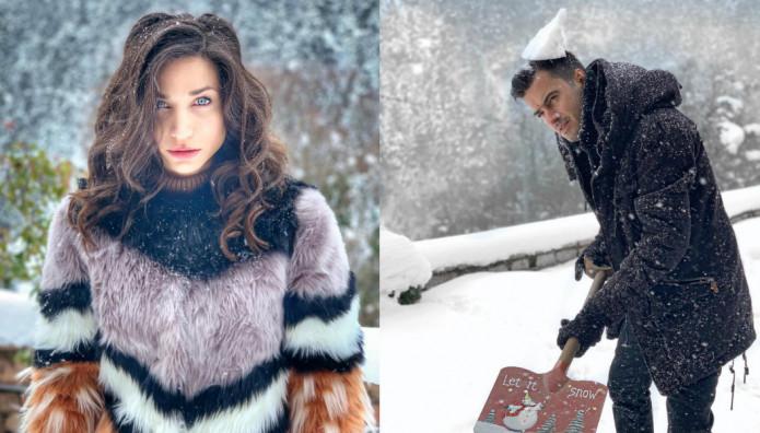 Γερονικολού-Τσιμιτσέλης: Ρομαντική απόδραση στον Παρνασσό!