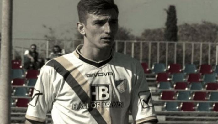 Ο νεαρός ποδοσφαιριστής