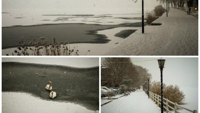 λιμνη καστοριας