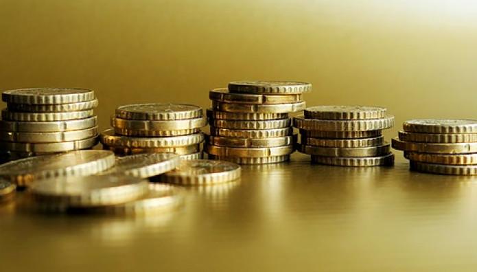 Κέρματα σε στοίβες