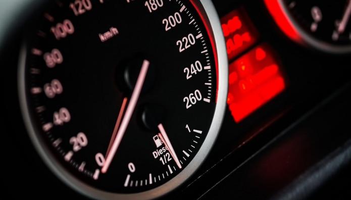 Ταχύμετρο αυτοκινήτου