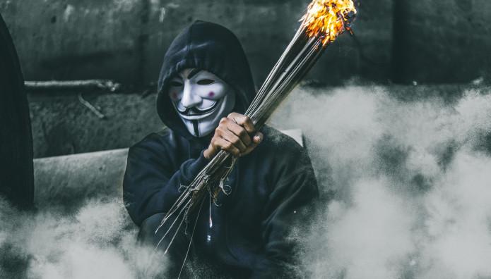ΑΝΕΛ anonymous