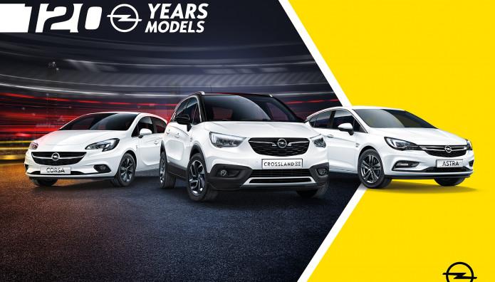 "Opel ""120 Years"""