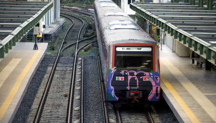 Τρένο του ΗΣΑΠ